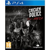 Chicken Police - Paint It RED! - PS4 - Console Game