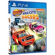 Blaze and the Monster Machines: Axle City Racers - PS4 - Console Game