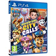 Paw Patrol: Adventure City Calls - PS4 - Console Game