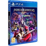 Power Rangers: Battle for the Grid - Super Edition - PS4 - Console Game