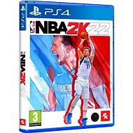 NBA 2K22 - PS4 - Console Game