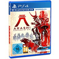 Arashi: Castles of Sin - PS4 VR - Console Game