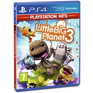 PS4 - Little Big Planet 3 - Console Game