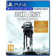Star Wars: Battlefront Ultimate Edition- PS4 - Console Game