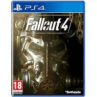 PS4 - Fallout 4 - Console Game