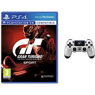 Console Game Gran Turismo Sport + PS4 GT Sport controller - Console Game