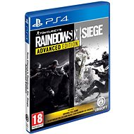 Tom Clancy's: Rainbow Six: Siege Advanced Edition - PS4 - Console Game