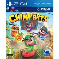 Chimparty - PS4 - Console Game