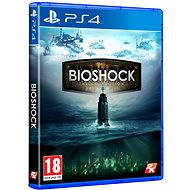 PS4 - Bioshock Collection - Console Game