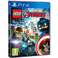 LEGO Marvel Avengers - PS4 - Console Game