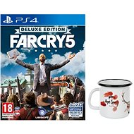 Far Cry 5 Deluxe Edition + Original Mug - PS4 - Console Game
