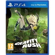 Gravity Rush Remastered - PS4 - Console Game