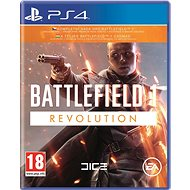Battlefield 1: Revolution - PS4 - Console Game