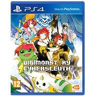 Digimon Story: Cyber Sleuth - PS4 - Console Game