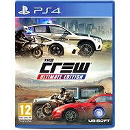 The Crew Ultimate Edition - PS4 - Console Game