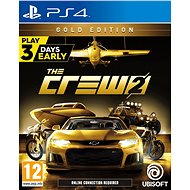 The Crew 2 Gold Edition - PS4 - Console Game