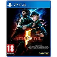 Resident Evil 5 - PS4 - Console Game