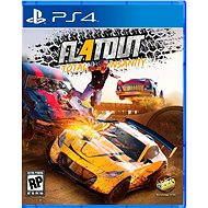 FlatOut 4 Total Insanity - PS4 - Console Game