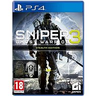 Sniper: Ghost Warrior 3 Stealth Edition - PS4 - Console Game