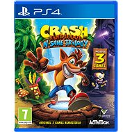 Crash Bandicoot N Sane Trilogy - PS4 - Console Game