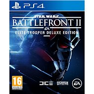 Star Wars Battlefront II: Elite Trooper Deluxe Edition - PS4 - Console Game