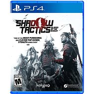 Shadow Tactics: Blades of the Shogun - PS4 - Console Game