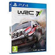 WRC 7 - PS4 - Console Game