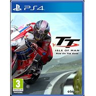 TT Isle Of Man: Ride on the Edge - PS4 - Console Game