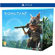 Biomutant Collector's Edition - PS4 - Console Game