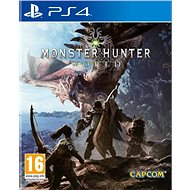 Monster Hunter: World - PS4 - Console Game