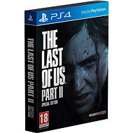 The Last of Us Part II - PS4 - Console Game