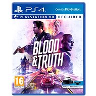 Blood and Truth - PS4 VR - Console Game
