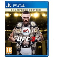 UFC 3 Champions Edition - PS4 - Console Game