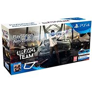Bravo Team + Aim Controller - PS4 - Console Game