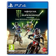 Monster Energy Supercross - PS4 - Console Game