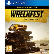Wreckfest Deluxe Edition - PS4 - Console Game