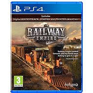 Railway Empire - PS4 - Console Game