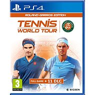 Tennis World Tour - RG Edition - PS4 - Console Game