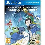Digimon Story: Cyber Sleuth - Hacker's Memory - PS4 - Console Game