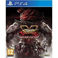 Street Fighter V Arcade Edition - PS4 - Console Game