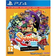Shantae Half-Genie Hero Ultimate Edition - PS4 - Console Game