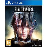 Final Fantasy XV: Royal Edition - PS4 - Console Game