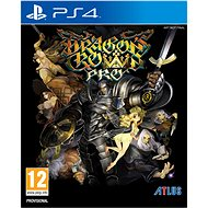 Dragon's Crown Pro Battle - Hardened Edition - PS4 - Console Game