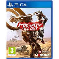 MX vs. ATV - All Out - PS4 - Console Game