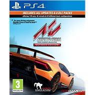 Assetto Corsa: Ultimate Edition - PS4 - Console Game