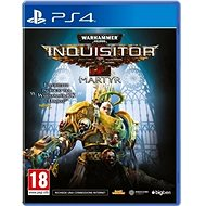 Warhammer 40,000: Inquisitor - Martyr - PS4 - Console Game