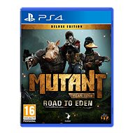 Mutant Year Zero: Road to Eden - PS4 - Console Game