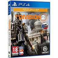 Tom Clancy's The Division 2 Gold Edition - PS4 - Console Game