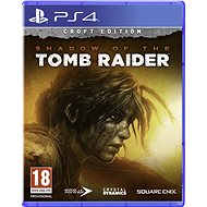 Shadow of the Tomb Raider Croft Edition - PS4 - Console Game