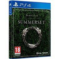 The Elder Scrolls Online: Summerset - PS4 - Console Game